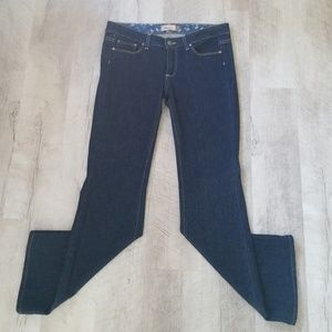 Paige Hollywood Hits Bootcut Jeans | Size 32